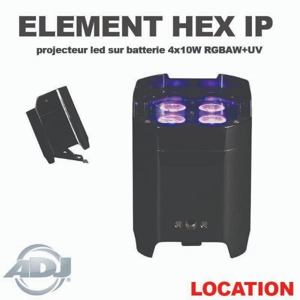 ADJ - ELEMENT HEX IP