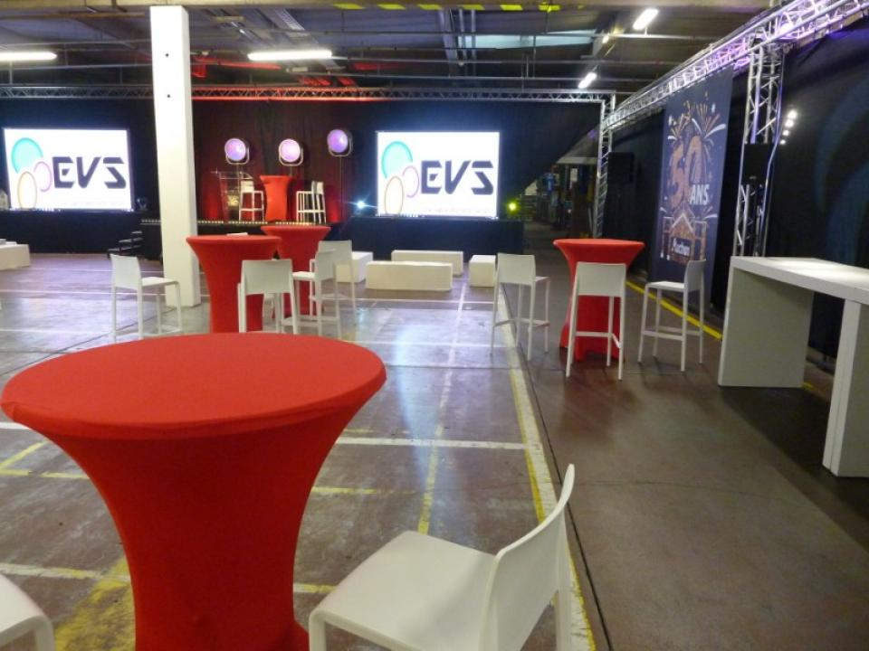 Prestation technique pour les 50 ans du centre commercial Auchan Englos les géants